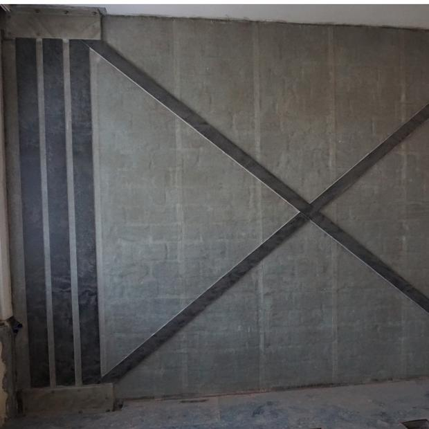 Strengthening of masonry with S&P G-Sheet (seismic enhancement)