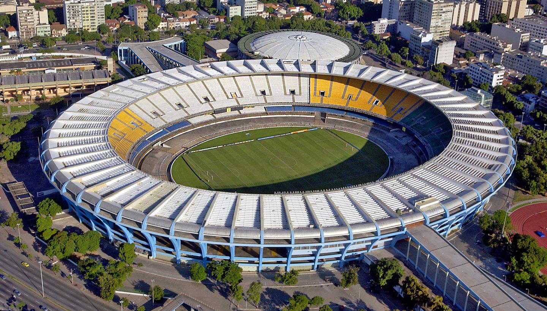 Beam reinforcement and column reinforcement - Maracanã Stadium - Rio de  Janeiro, Brazil | S&P International