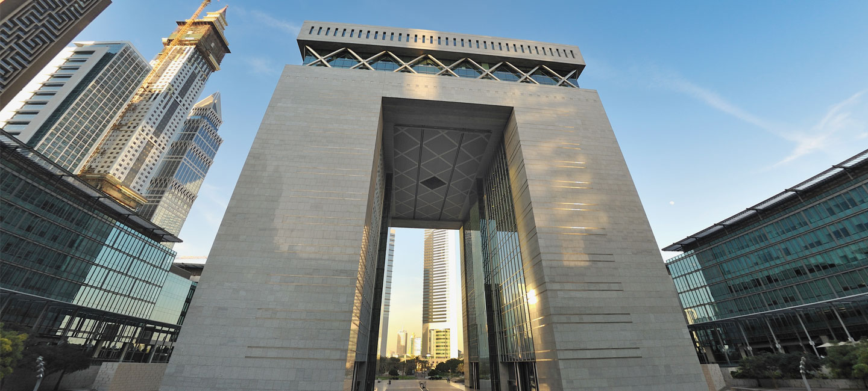 FRP reinforcement - Financial Center Dubai