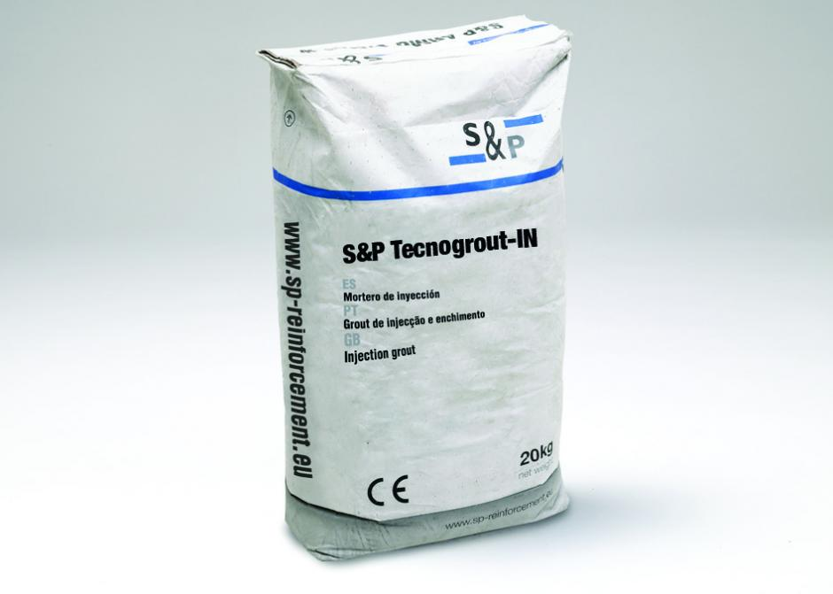 S&P Tecnogrout-IN