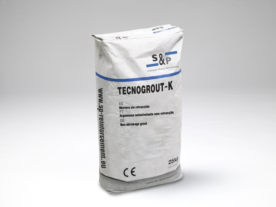 S&P Tecnogrout-K