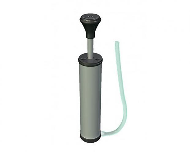 Dust pump